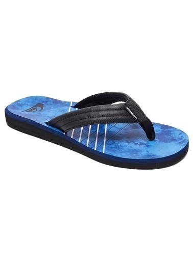 Quiksilver Plaj Terliği Mavi